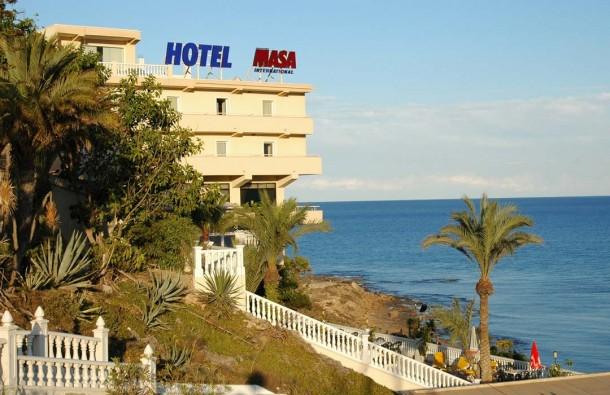 Hotel Masa Internacional***