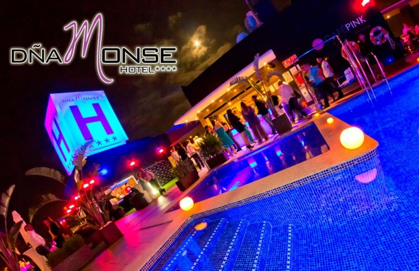 Hotel Doña Monse****