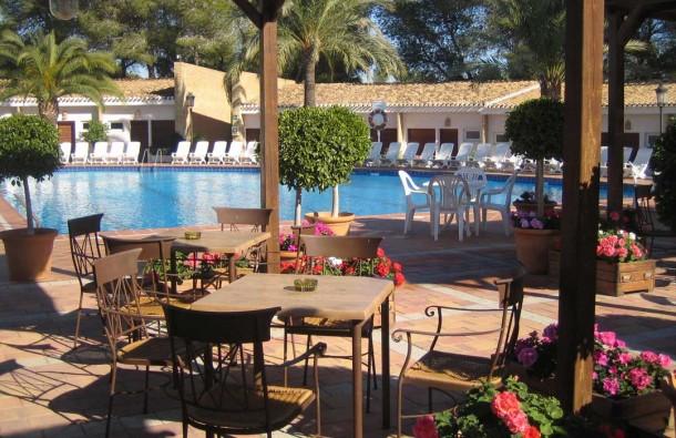 Hotel Montepiedra***