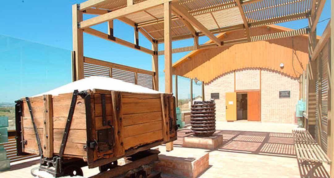 Centro de Interpretación de la Industria Salinera en la Antigua Estación de Tren de Torrevieja