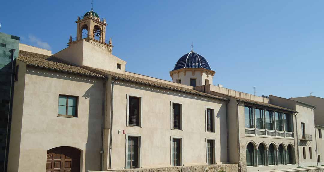 Fachada del Palacio Episcopal de Orihuela