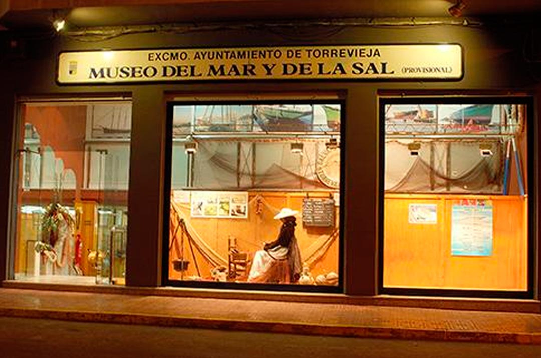 Museo del Mar y la Sal de Torrevieja