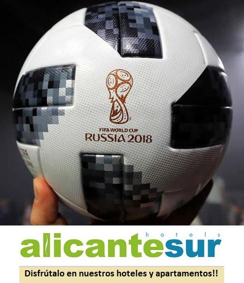 Calendario Mundial de Futbol Rusia 2018