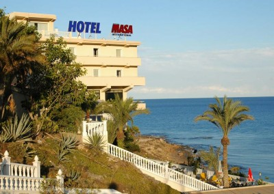 Hotel Masa International***
