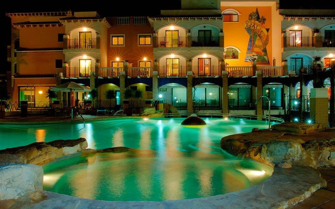 Hotel La Laguna Spa & Golf****Sup