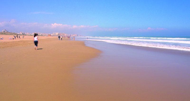 Nudist beach near torrevieja spain