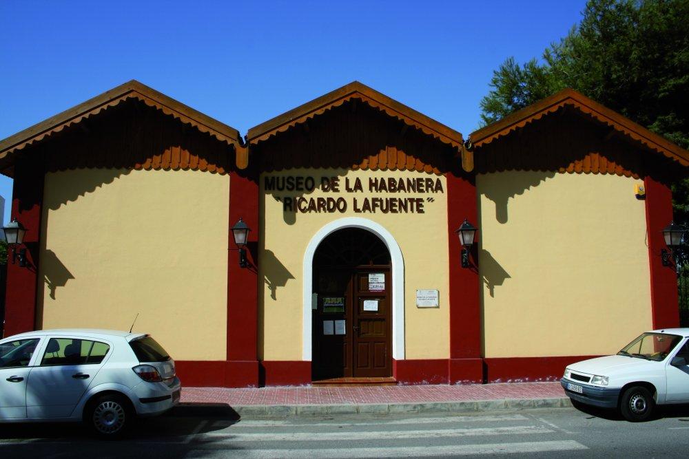 Museo de la Habanera Ricardo Lafuente
