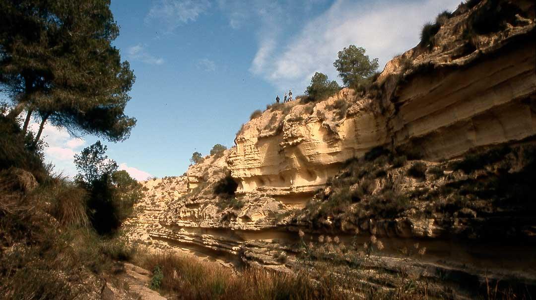 Río Seco Natural Area in Pilar de la Horadada