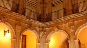 Claustro del Museo Diocesano de Arte Sacro de Orihuela